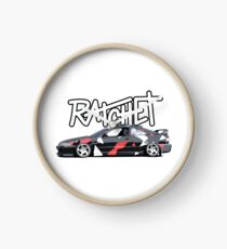 RATCHET Integra Clock