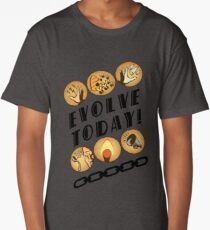 Evolve Today! (Clean) Long T-Shirt