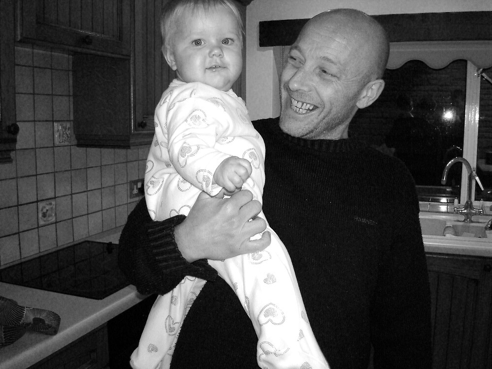happy daddy by berniehorne