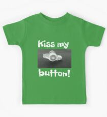 kiss my button Kids Clothes