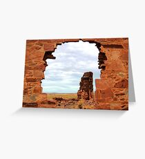 What's Left Greeting Card