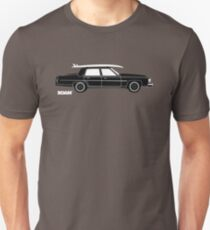 ROAM Rat Caddy Surfer  Slim Fit T-Shirt