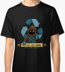 Camiseta clásica Recicla a tus droides - Jawa