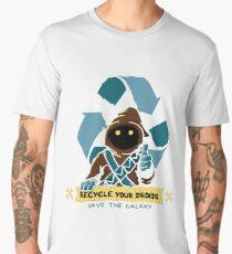 Recycle your droids - Jawa Men's Premium T-Shirt