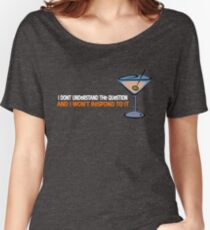 The Seaward Women's Relaxed Fit T-Shirt