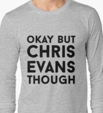 Chris Evans T-Shirt