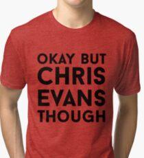 Chris Evans Tri-blend T-Shirt