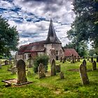 St Mary Barcombe by Dave Godden