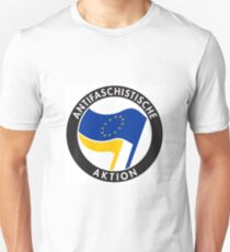 pro-EU Antifa T-Shirt