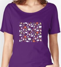 Kawaii Science Women's Relaxed Fit T-Shirt