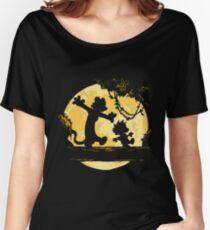 Calvin and Hobbes shirt Women's Relaxed Fit T-Shirt