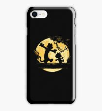 Calvin and Hobbes shirt iPhone Case/Skin
