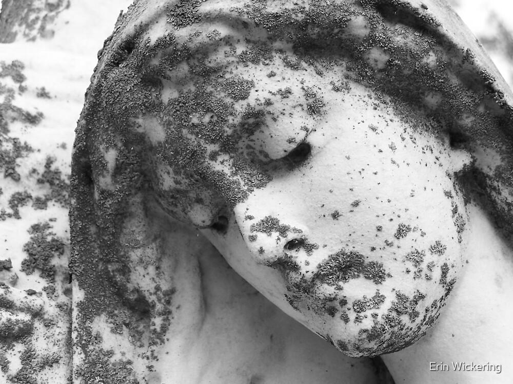 Mary in Moss by Erin Wickering