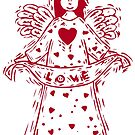 Love Angel by Zehda