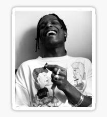A$AP Rocky - Laugh Sticker