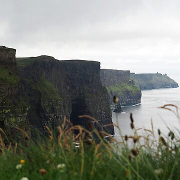 Cliffs of Moher, Ireland by kostolany244