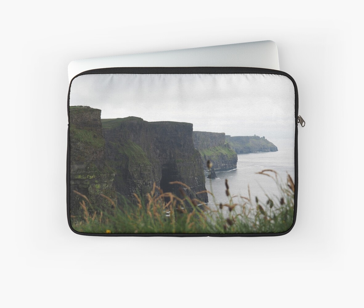Quot Cliffs Of Moher Ireland Quot Laptop Sleeve By Kostolany244