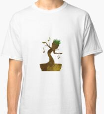 Tree Inspired Silhouette Classic T-Shirt