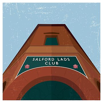 Salford Lads Club by welsh90