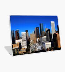 Downtown Houston Laptop Skin