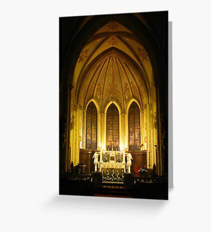 Assumption Church Greeting Card