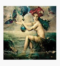 The Blessed Temperance Photographic Print