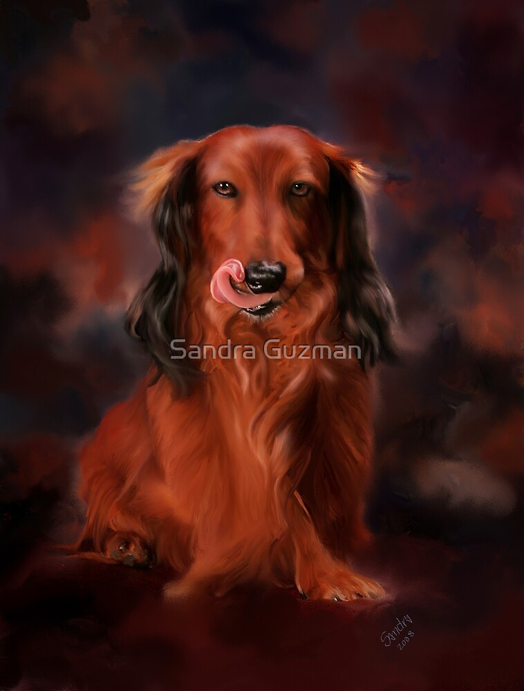 Lucky by Sandra Guzman