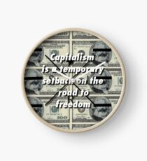 Liberty Marx I Clock