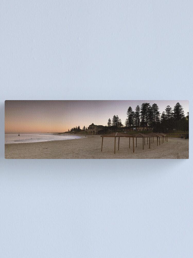 Alternate view of Cottesloe Beach Canvas Print