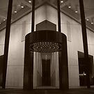 Night time Foyer by Michael Cudmore