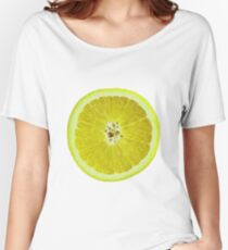 Lemon Women's Relaxed Fit T-Shirt