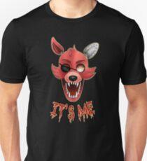FIVE NIGHTS AT FREDDY'S-FOXY-IT'S ME Slim Fit T-Shirt