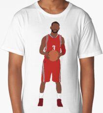 Chris Paul Rockets Long T-Shirt