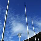 Goalposts by Ben de Putron