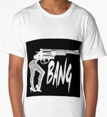 BANG (inverted) Long T-Shirt