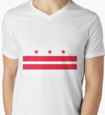 Flag of Washington, D.C. T-Shirt