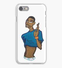 Kymani Curtis  iPhone Case/Skin