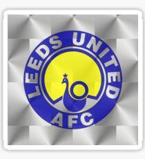 Panini Shiny - Leeds Sticker