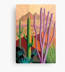 Tucson Metal Print