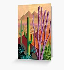 Tucson Greeting Card
