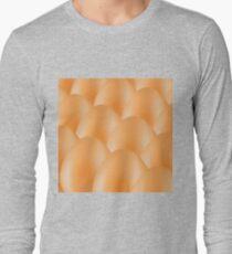 Organic Eggs Long Sleeve T-Shirt
