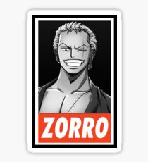 -ONE PIECE- Zorro Sticker