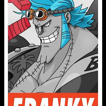 -ONE PIECE- Franky by WubbaDubb