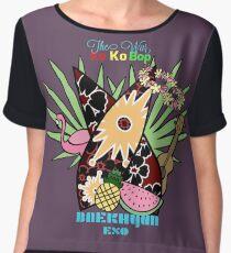 Kokobop Baekhyun   Chiffon Top