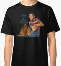 Steve Urkel- Did I do that? Classic T-Shirt