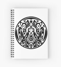 Quileute pack  Spiral Notebook