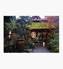 Toriyama Photographic Print