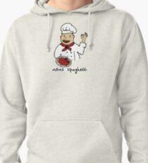 moms spaghetti eminem  Pullover Hoodie