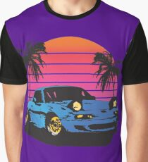 Miata Vice Graphic T-Shirt
