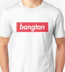 Bangtan- BTS Slim Fit T-Shirt